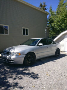 2000 Audi B5 S4 - Upgraded and Documented - Sale or Trade