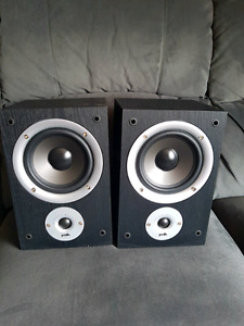 Polk speakers