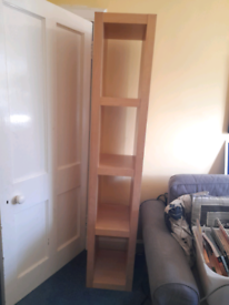 Ikea Lack self/storage bench