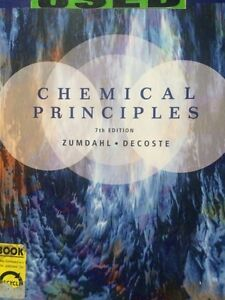 Chemical Principles 7th edition - Zumdahl and Decoste Windsor Region Ontario image 1