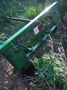 John Deere Quick Attach Bale Fork
