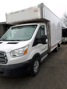 Ford transit 2016 cube
