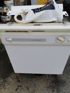 free delivery- white dishwasher