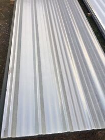 Box profile skylights