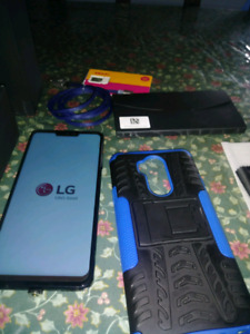 New lg g7 one
