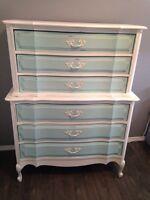 French Provincial Antique dresser