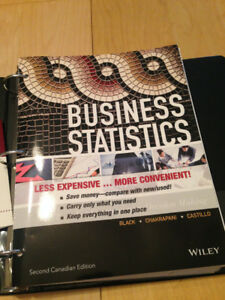 Business Statistics, by Black with WileyPLUS code!