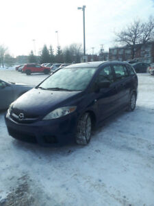 Mazda 5, 2006, Manuelle,  6 passagers,  Mags