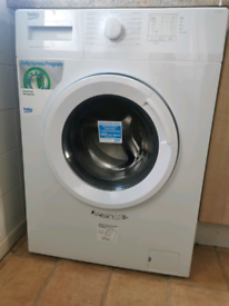 Beko 7kg washing machine white