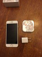 IPhone 6 Mint Gold 128 GB White