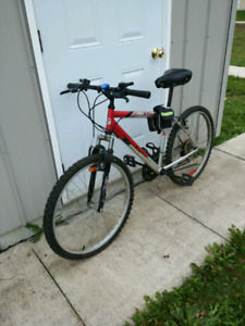 Supercycle 21 speed mountain bike