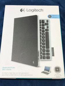 Logitech Bluetooth Keyboard Folio for iPad 2, 3 or 4