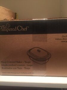 Pampered chef deep covered baker