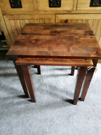 Laura Ashley side tables
