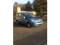 Citroen berlingo vtr m'elmeel wheelchair conversion