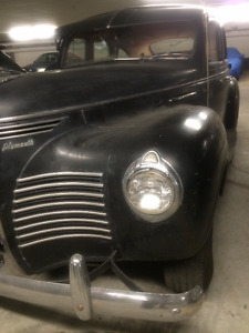 1940 Plymouth Road King  ALL ORIGINAL ,NO RUST ,ENGINE IS 10/10