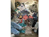 Baby Boys 0-6 Clothes Bundle