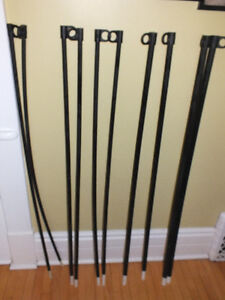 Bowflex rods for sale - 210lbs