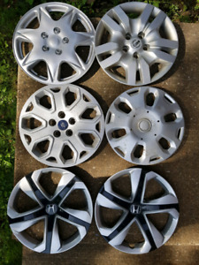 Different Hubcaps