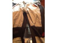 Motocross trousers