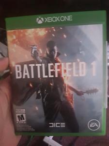 Battlefield 1 Xbone