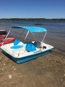 Sun Dolphin Paddleboat for sale