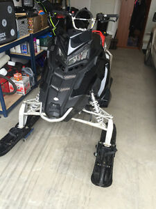 2016 Polaris 800 axys pro rmk 163x2.6  excellent condition