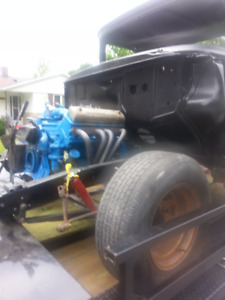 1957 Mercury F100 Pick-up to trade for a Pontoon Boat