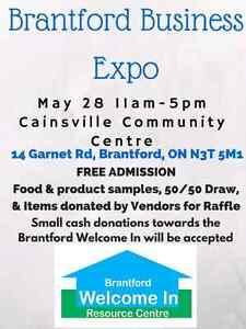 FREE BUSINESS EXPO - TODAY ONLY!