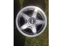 BBS RD 4x100 alloy wheels