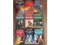 Large collection of fantasy books