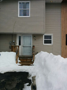 3 Bedroom Townhouse in Dartmouth - April 1, 2017