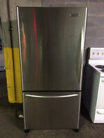 Frigidaire Stainless Steel (80% off)