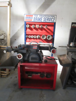 Auto Lathe Machines for Rotors and BRAKES FILE CABINETS 15