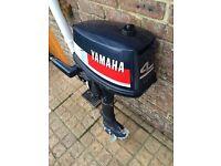 Yamaha 4hp short shaft