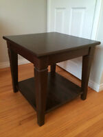 Ikea Markor end table $50