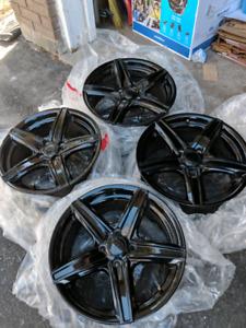 DAI 16 inch alloy wheels