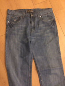 jeans armani neuf homme size 34