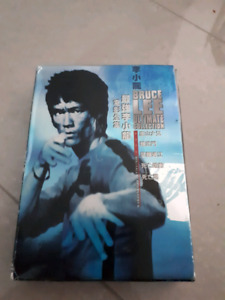 Bruce Lee ultimate collection 5 dvd box set