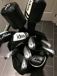 Adam's golf set - perfect condition