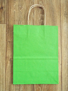 'CUB' SIZE PAPER SHOPPING BAGS