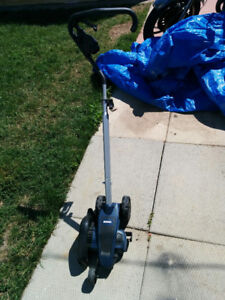grass edger 12 amp electric 7 1/5 works great