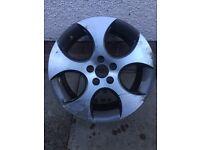 Volkswagen Golf GTI Mk5 Mk6 Monza alloy wheel