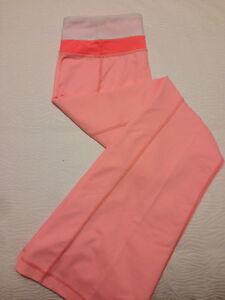 Beautiful Lululemon Size 8 Yoga Pant