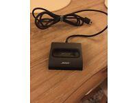 Bose dock for iPhone/ iPod/ iPad