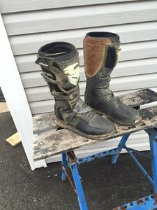 Thor motorcross boots size 12 mens