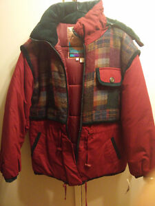Brand New Winter Jacket Size 12/14 for Girls