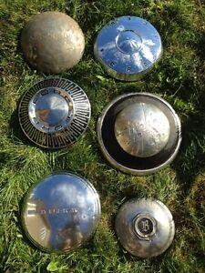 25 Enjoliveur cap de roue vintage pour décor man cave Saint-Hyacinthe Québec image 2