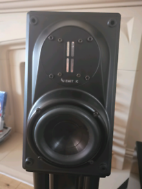 Infinity Classic Modulus speakers and active subwoofer (250W)