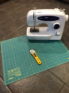 Brother Sewing Machine and Supplies